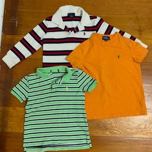 Ralph Lauren Boys 4T Bundle